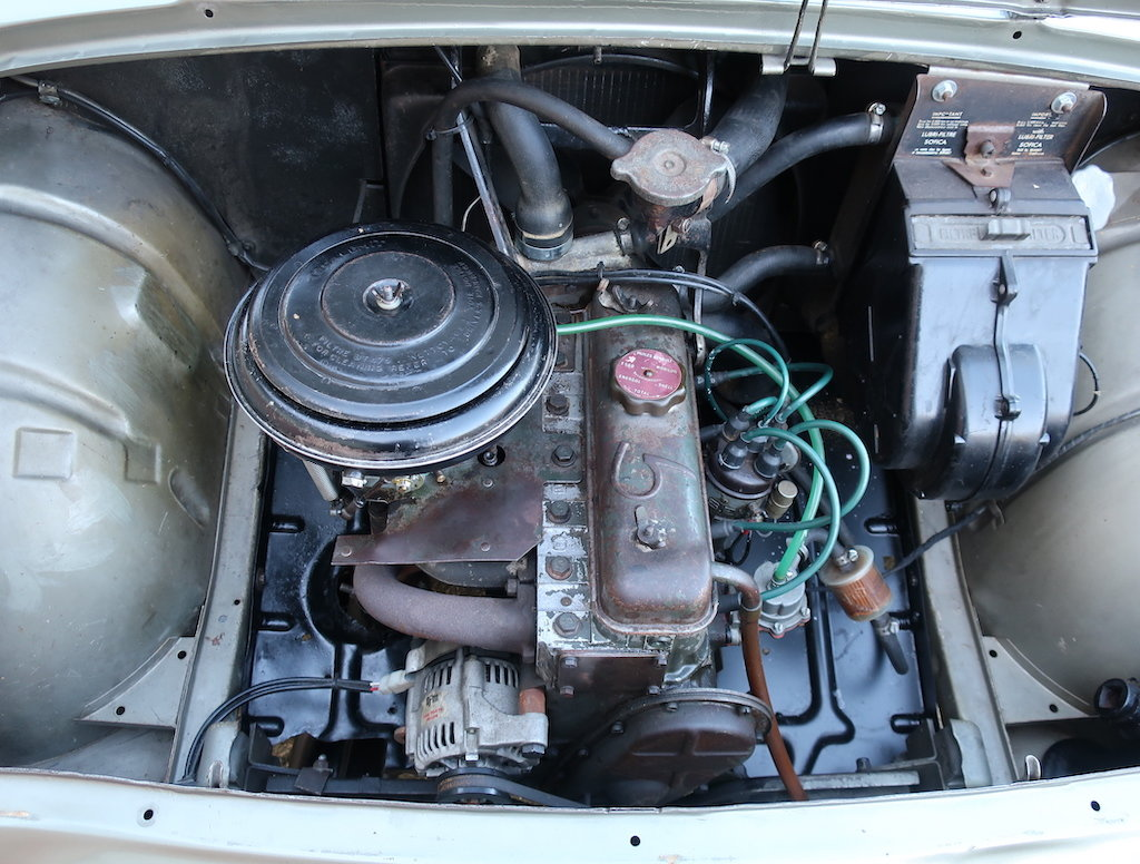 1960 Renault Dauphine Gordini For Sale (picture 5 of 6)