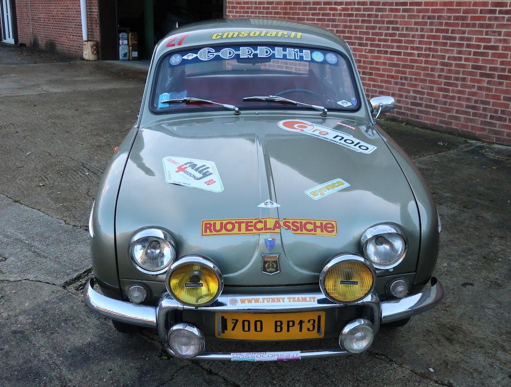 1960 Renault Dauphine Gordini For Sale (picture 6 of 6)