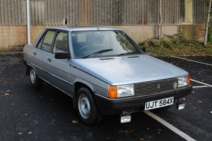 Renault 9TLE 1982 - To be auctioned 31-01-2020