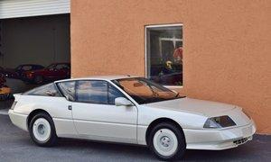 1984 Renault Alpine GTA V6 ALPINE GT Rare 1 of 54 Non Turbo