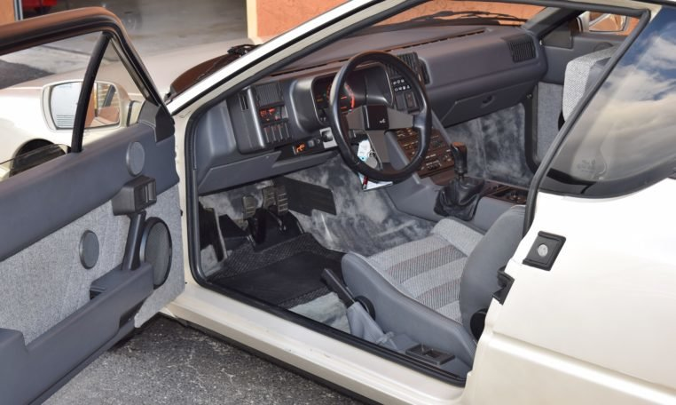 1984 Renault Alpine GTA V6 ALPINE GT Rare 1 of 54 Non Turbo  For Sale (picture 3 of 6)