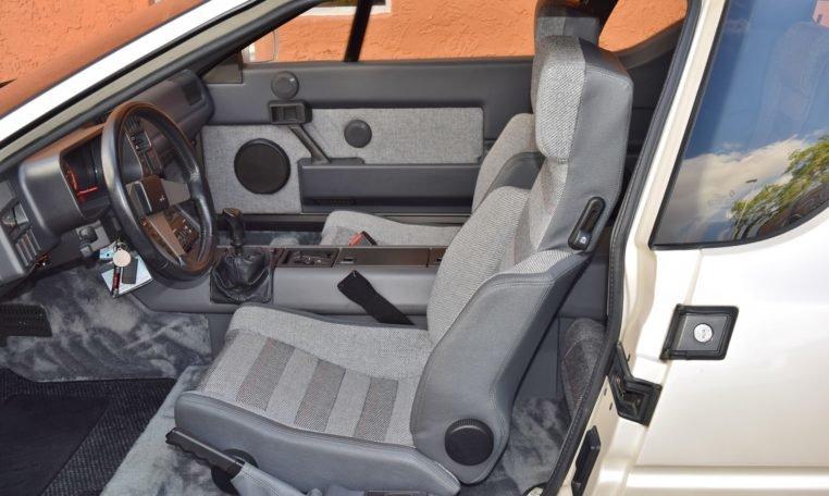 1984 Renault Alpine GTA V6 ALPINE GT Rare 1 of 54 Non Turbo  For Sale (picture 6 of 6)