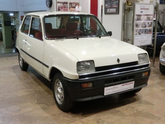 RENAULT R5 GTL CONFORT - 1981 For Sale (picture 1 of 6)
