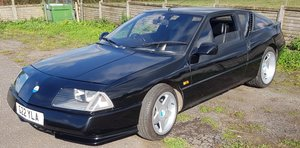 1989 Renault Alpine GTA Turbo - 53,000 and a new engine. For Sale by Auction