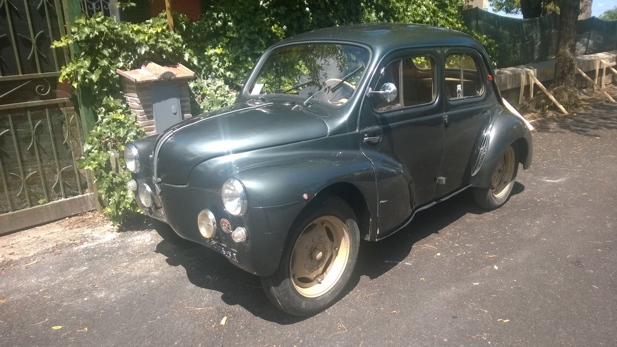 1955 Renault 4CV For Sale (picture 1 of 6)