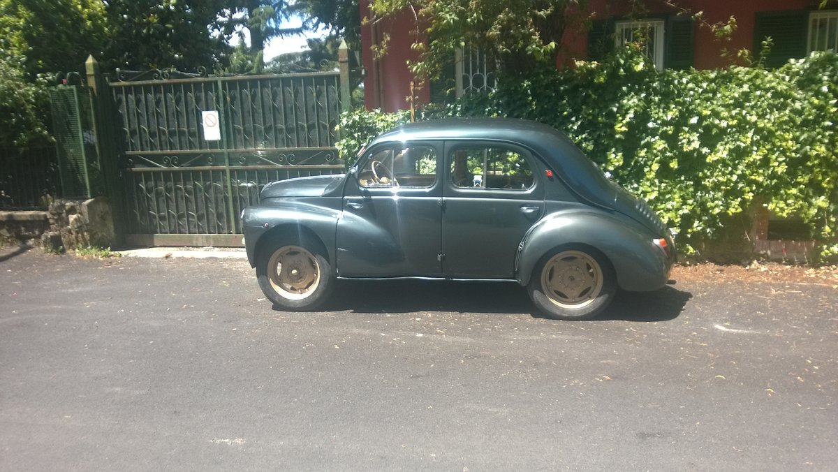 1955 Renault 4CV For Sale (picture 2 of 6)