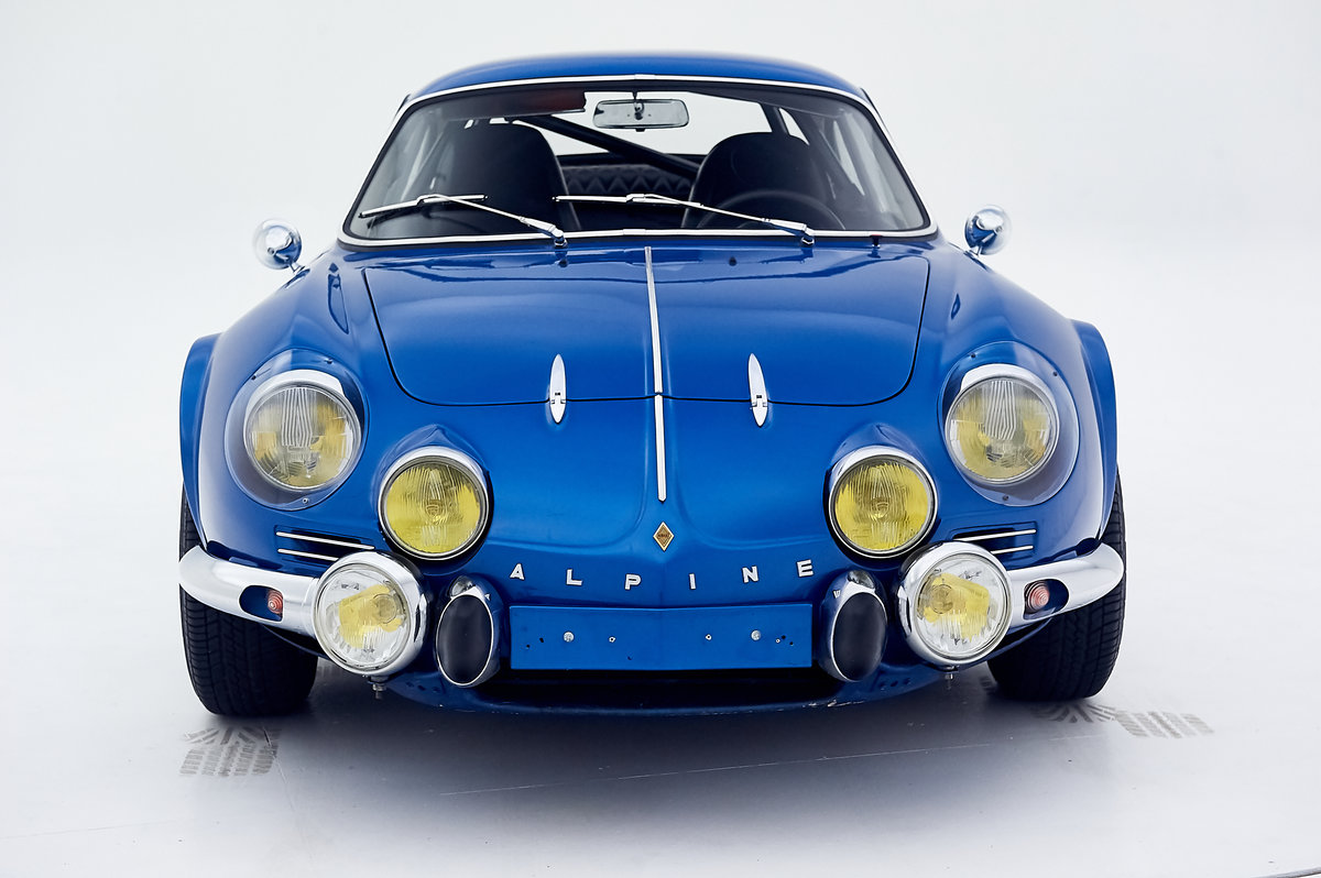 1969 RENAULT ALPINE A110 1600 For Sale by Auction (picture 2 of 9)