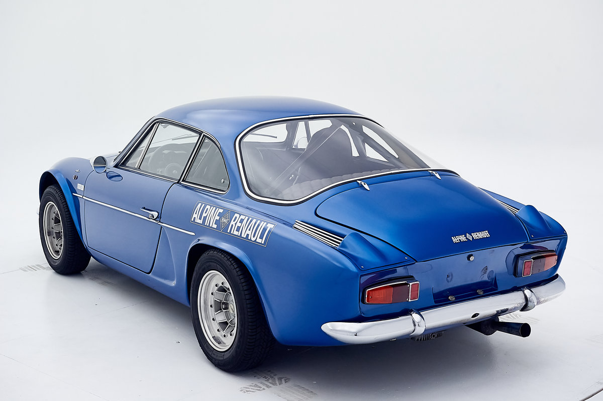1969 RENAULT ALPINE A110 1600 For Sale by Auction (picture 3 of 9)