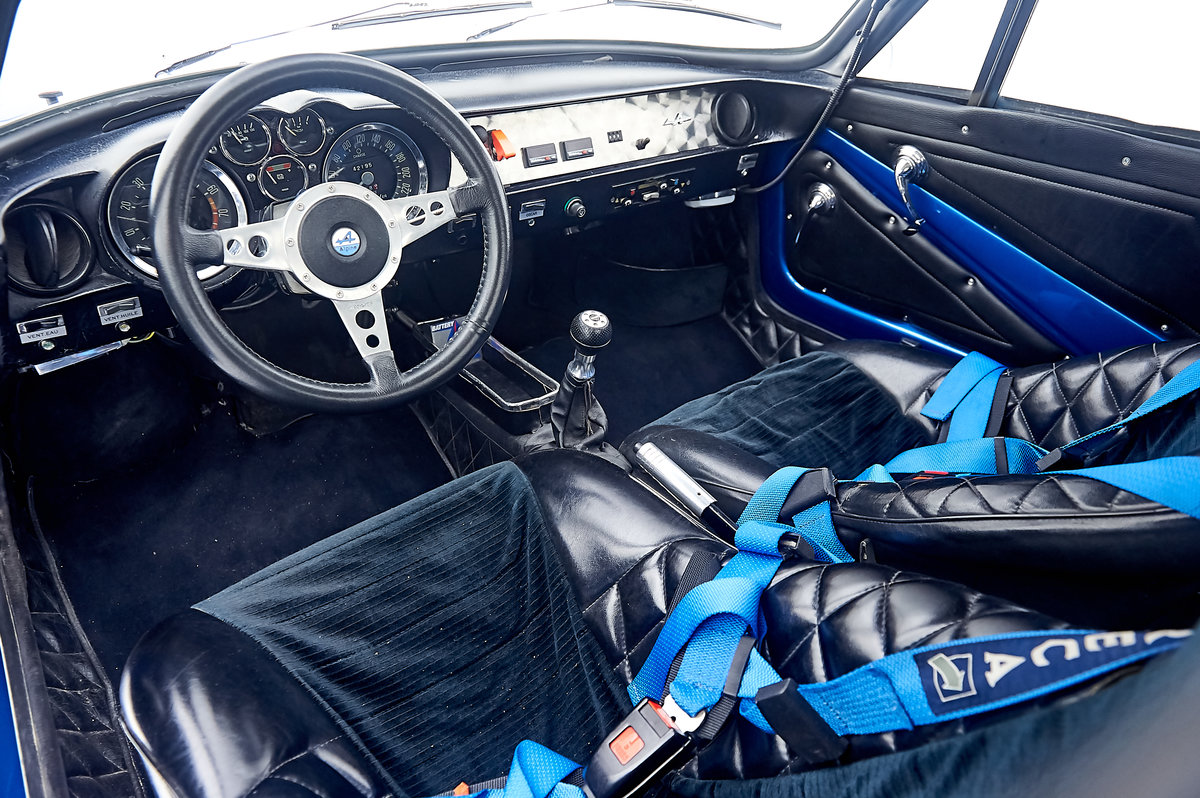 1969 RENAULT ALPINE A110 1600 For Sale by Auction (picture 4 of 9)