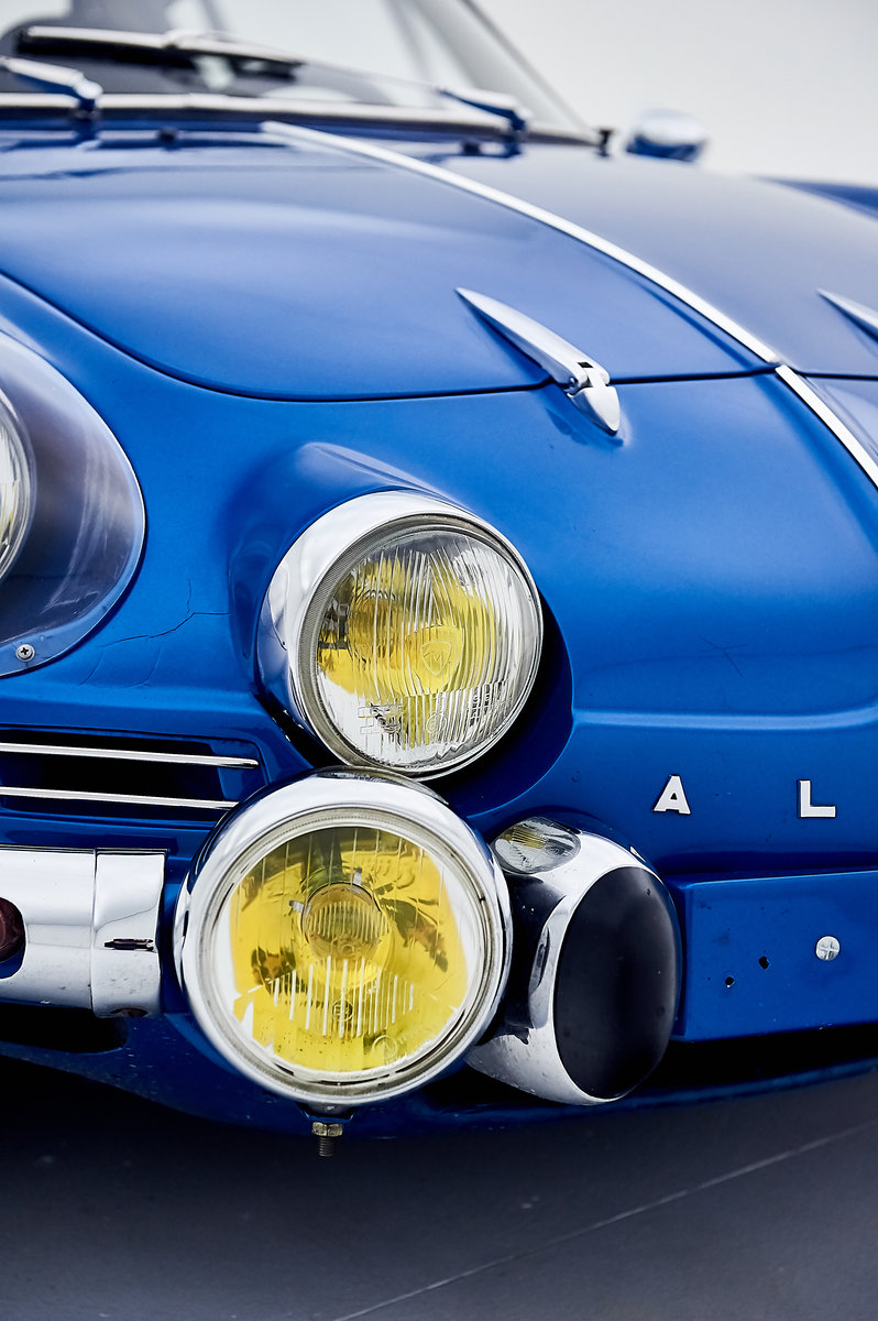 1969 RENAULT ALPINE A110 1600 For Sale by Auction (picture 5 of 9)