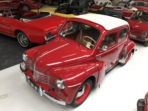 1951 Renault 4CV decouvrable  For Sale