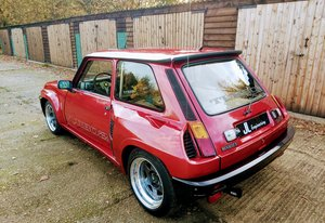 Renault 5 Turbo 2.