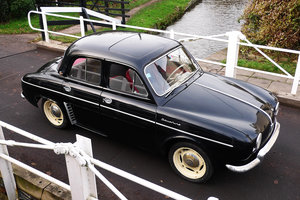 1957 RENAULT DAUPHINE - MK1 -FULL ENGINE REBUILD For Sale