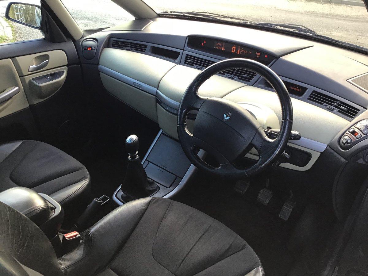 2002 Renault Avantime 2.0 Turbo Dynamique  For Sale (picture 3 of 6)