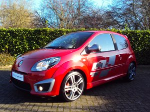 2009 A Lovely Low Mileage Renaultsport Twingo 1.6i 133 CUP PACK
