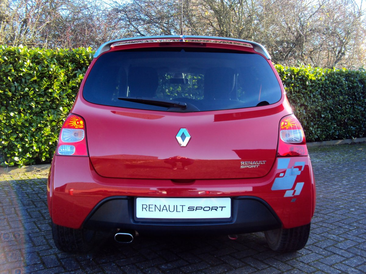 2009 A Lovely Low Mileage Renaultsport Twingo 1.6i 133 CUP PACK For Sale (picture 4 of 6)