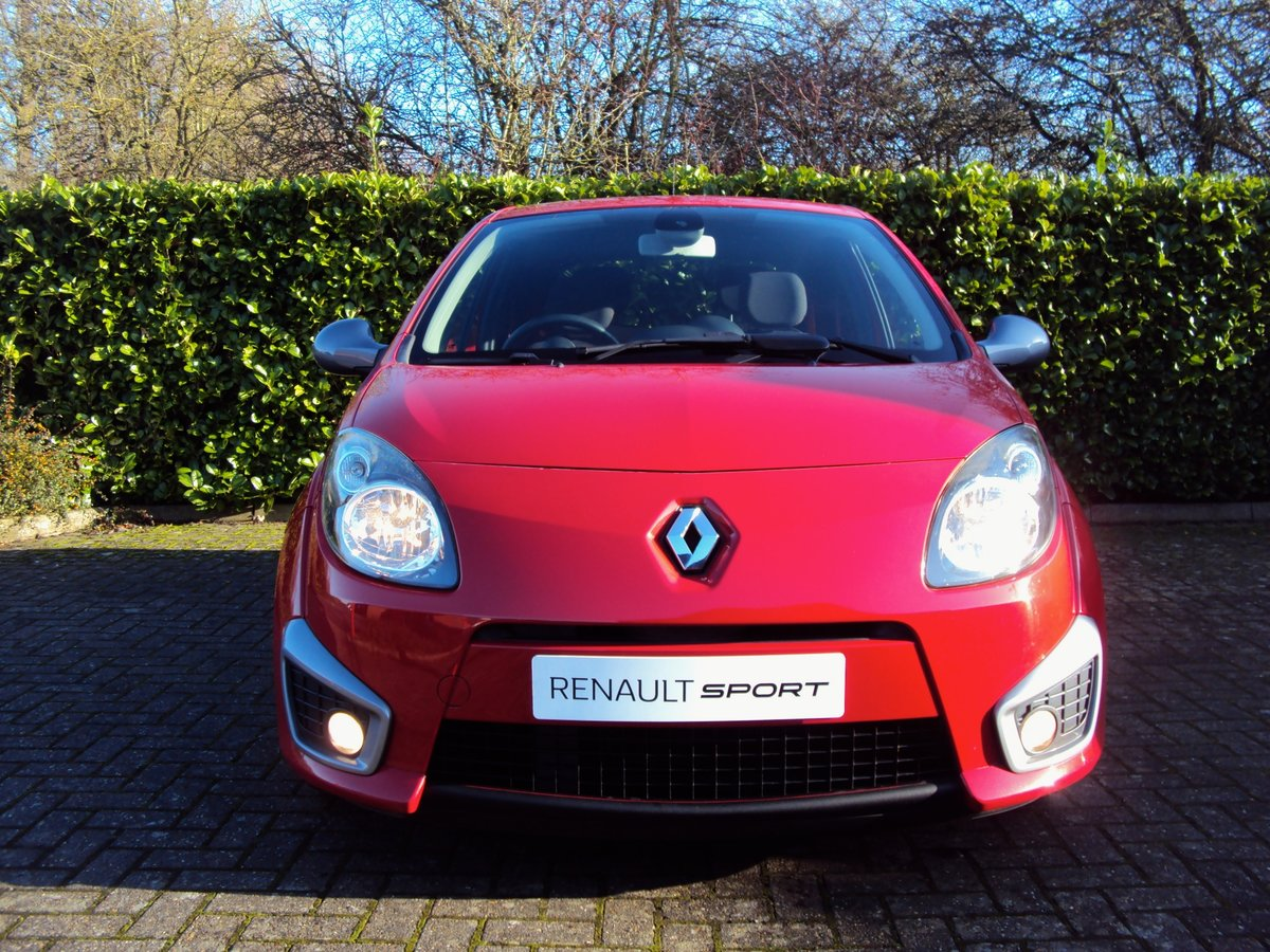 2009 A Lovely Low Mileage Renaultsport Twingo 1.6i 133 CUP PACK For Sale (picture 5 of 6)
