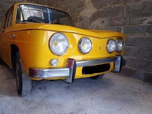 1971 RENAULT 8S For Sale