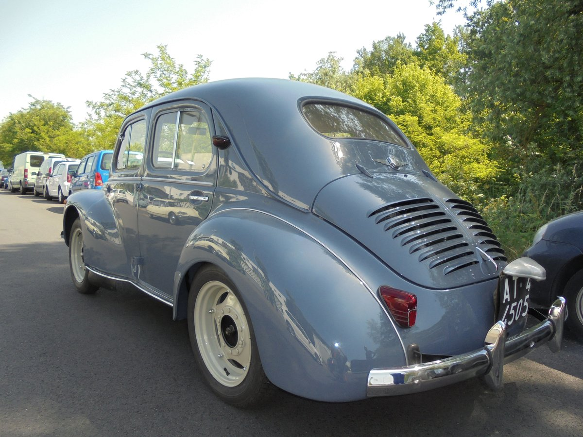 1956 Renault 4CV For Sale (picture 2 of 5)