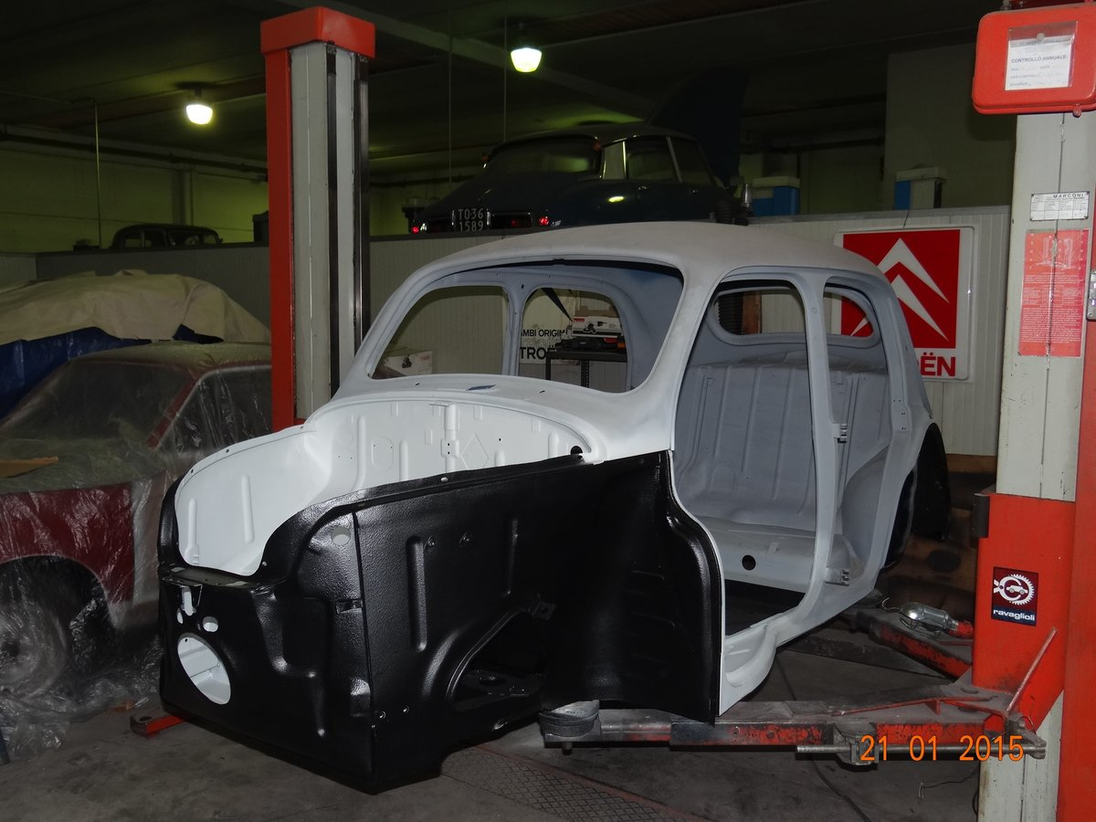 1956 Renault 4CV For Sale (picture 5 of 5)