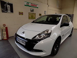 2013 Renault Clio Renaultsport 200 RS FSH New Cambelt*STUNNING For Sale