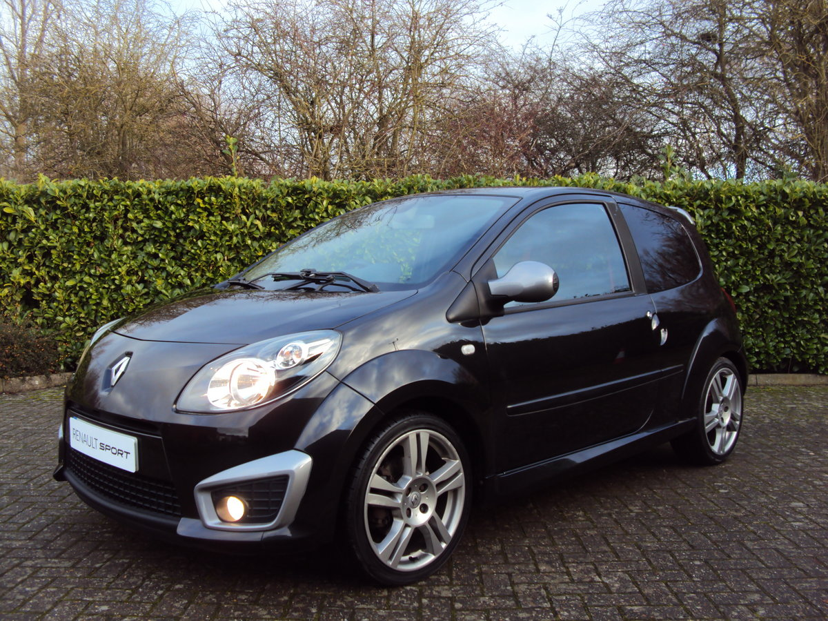 2009 A STUNNING Low Mileage RENAULTSPORT TWINGO 133 'CUP PACK'  For Sale (picture 1 of 6)