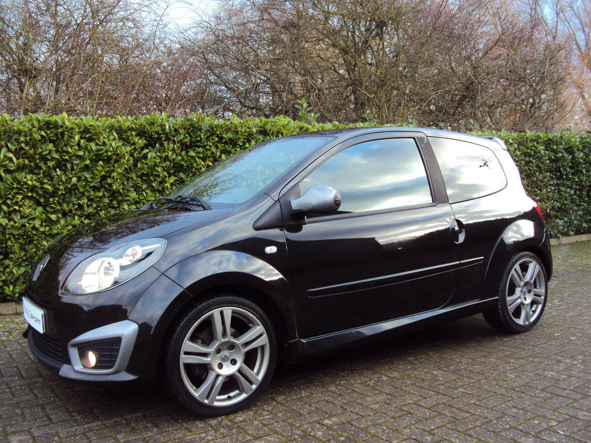 2009 A STUNNING Low Mileage RENAULTSPORT TWINGO 133 'CUP PACK'  For Sale (picture 3 of 6)