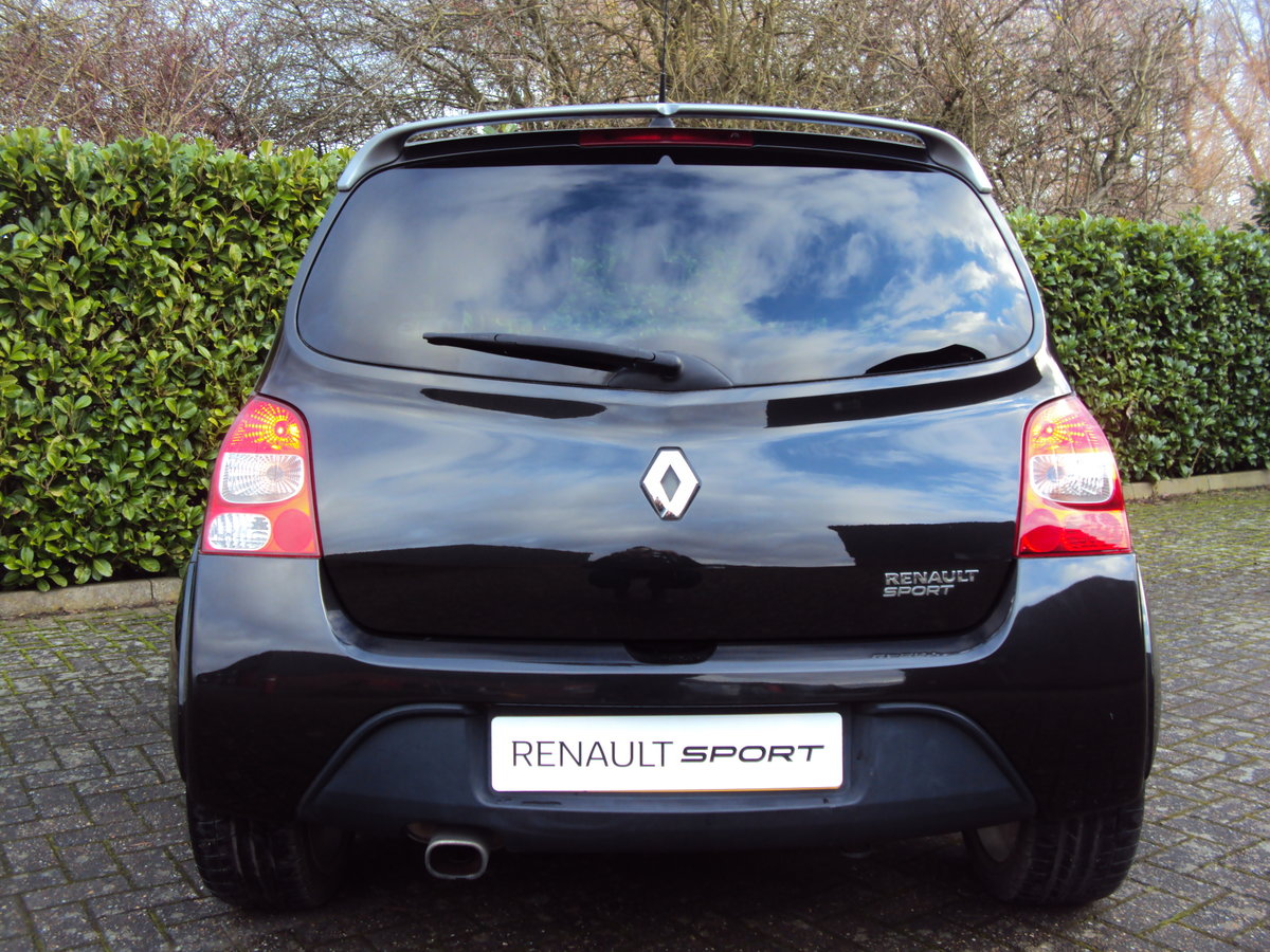 2009 A STUNNING Low Mileage RENAULTSPORT TWINGO 133 'CUP PACK'  For Sale (picture 5 of 6)