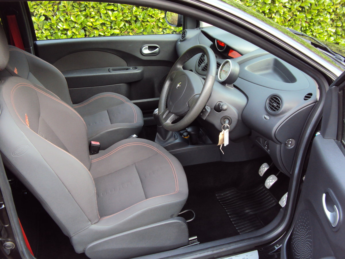 2009 A STUNNING Low Mileage RENAULTSPORT TWINGO 133 'CUP PACK'  For Sale (picture 6 of 6)