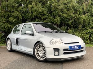 2002 Renault Clio V6 Phase one - Very rare car
