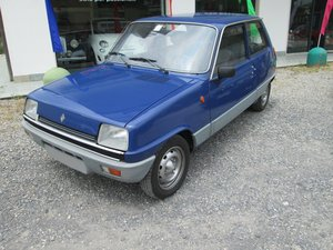1982 RENAULT R5 TL  For Sale
