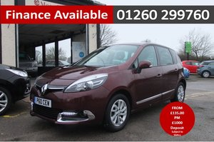 Picture of 2015 RENAULT SCENIC 1.5 DYNAMIQUE TOMTOM DCI EDC 5DR AUTOMATIC SOLD