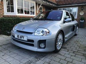 2002 RENAULT CLIO V6 SPORT For Sale