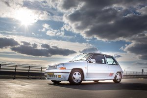 1991 Renault 5 gt turbo For Sale