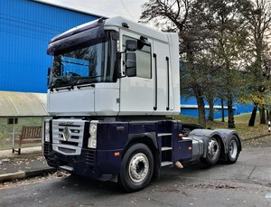 2004 RENAULT MAGNUM MACK 480 MANUAL 6x2 VERY NICE CONDITION SOLD