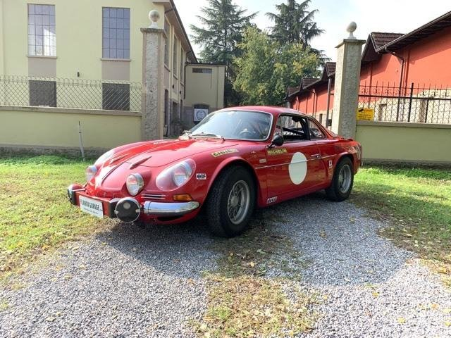 1971  Renault Alpine A110 VC  for Sale For Sale (picture 1 of 6)