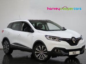 Renault KADJAR 1.5 dCi Signature Nav 5dr 2016(16) SOLD