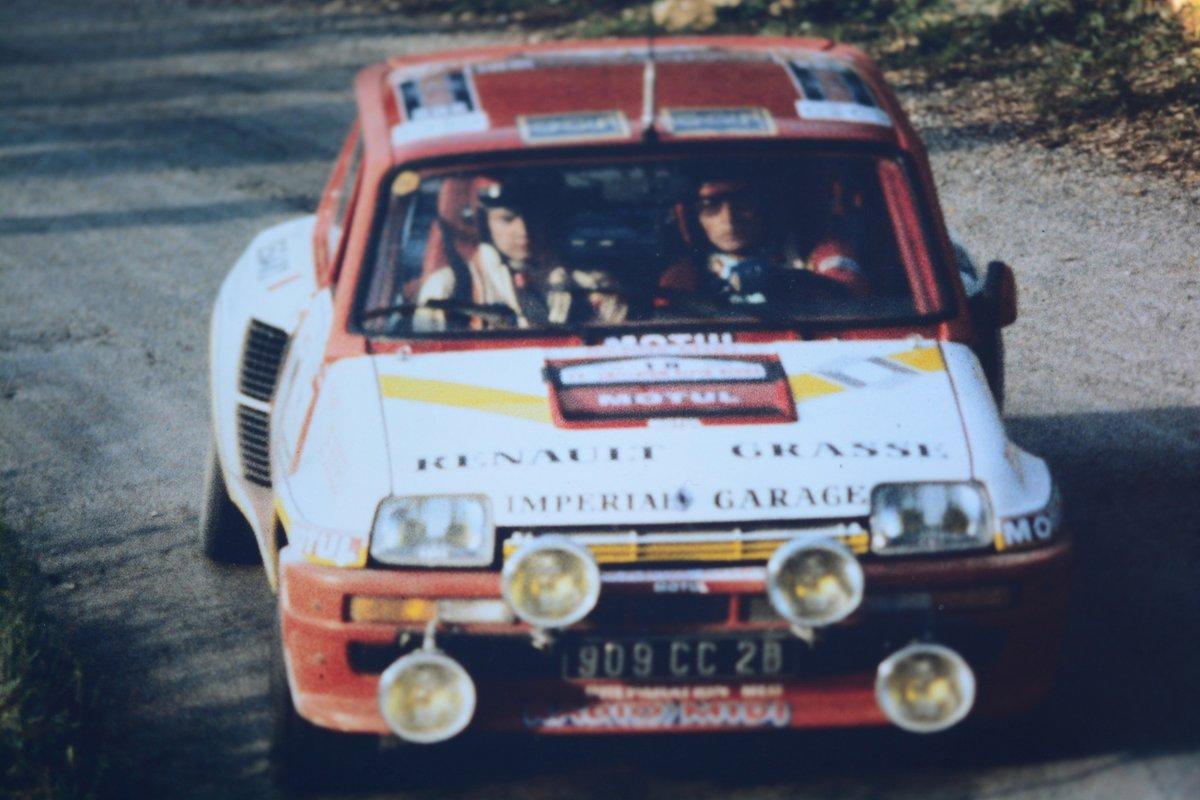 1980 RENAULT R5 TURBO 1 avec Palmarès For Sale (picture 4 of 6)
