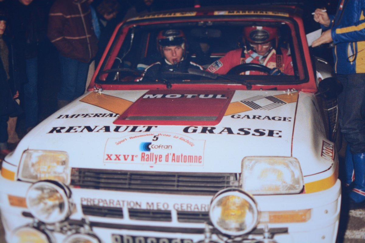 1980 RENAULT R5 TURBO 1 avec Palmarès For Sale (picture 5 of 6)
