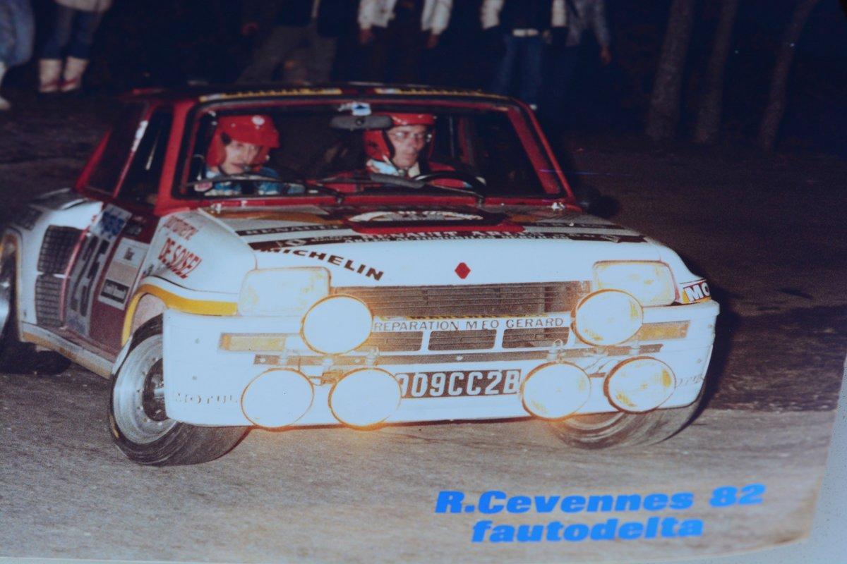 1980 RENAULT R5 TURBO 1 avec Palmarès For Sale (picture 6 of 6)