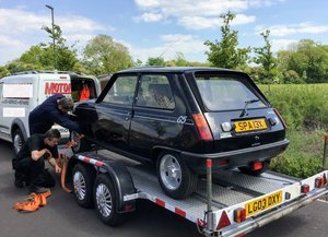 1981 Renault 5 Gordini Alpine, 30k miles, 1 prior owner For Sale