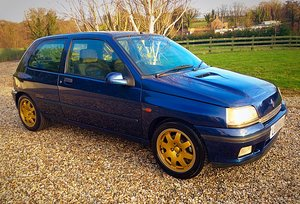 RENAULT CLIO WILLIAMS 2.0 - 16V - THE RARE + ORIGINAL - PX