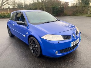 2006 Renault Megane Sport 225 F1 Team For Sale by Auction