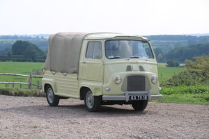 1963 Renault Estafette Pick Up Van Mint For Sale
