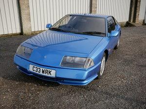 1986 Renault GTA V6 Turbo SOLD
