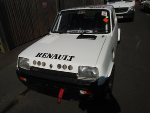 1983 Renault 5 turbo ,alpine ,gordini