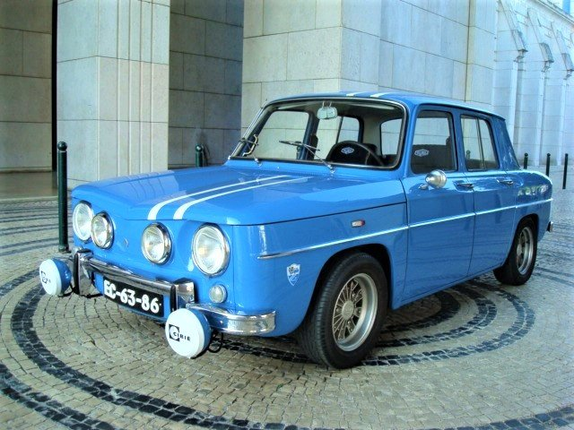 1968 Renault 8 Gordini 1300 For Sale (picture 1 of 6)