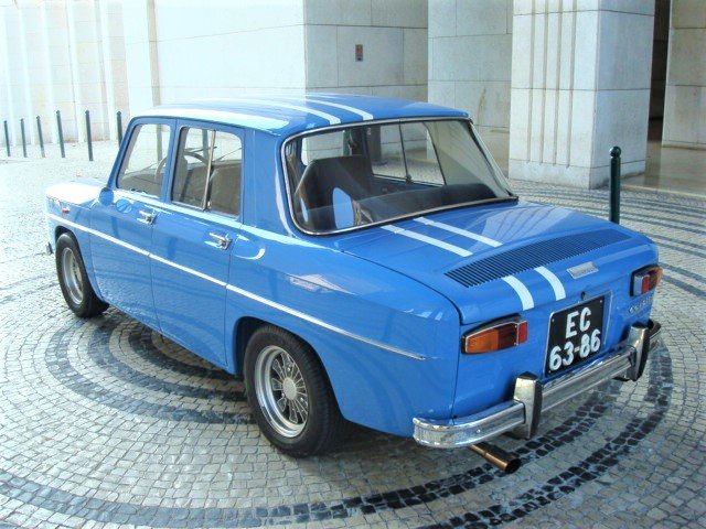 1968 Renault 8 Gordini 1300 For Sale (picture 2 of 6)