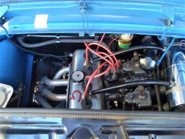 1968 Renault 8 Gordini 1300 For Sale (picture 5 of 6)