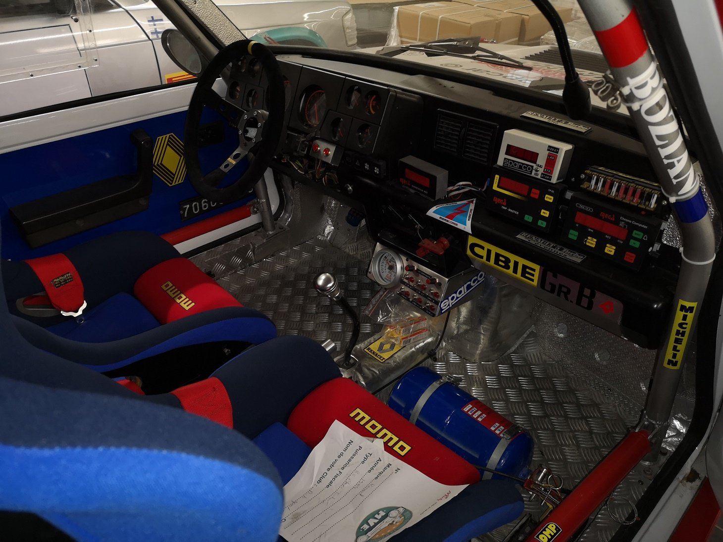 1981 R5 TURBO 1 de course For Sale (picture 4 of 6)
